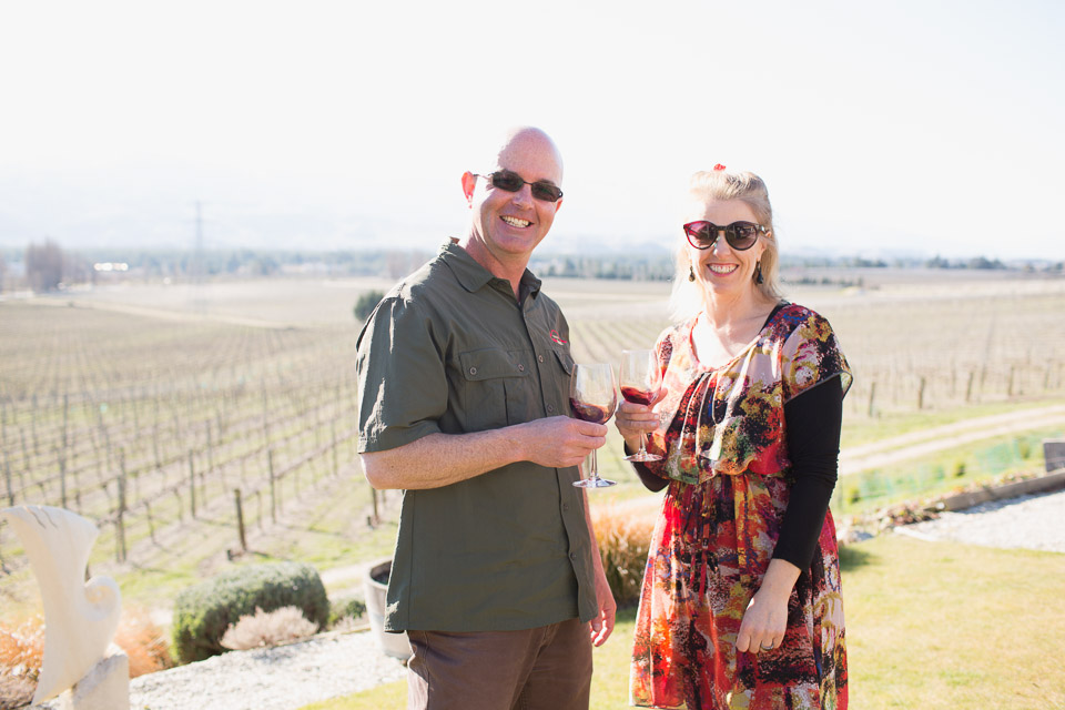 Contact Megan and Scott from Wanaka Wine Tours in New Zealand