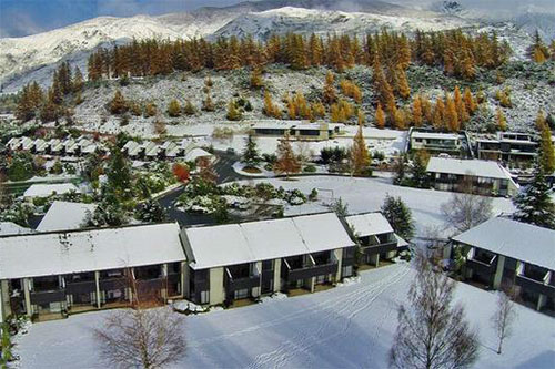 Edgewater Wanaka Accommodation