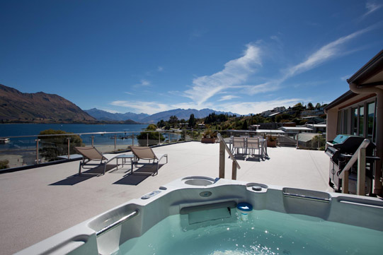 Lakeside Apartments Wanaka Accommodation Penthousejpg