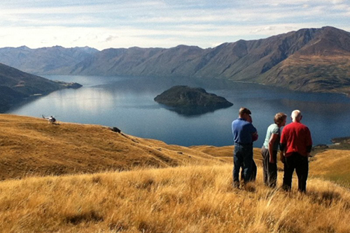 Ridgeline Adventures Wanaka things to do