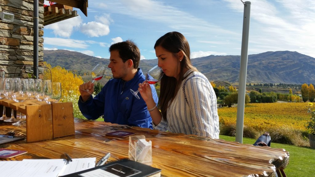 Wanaka Wine Tours Autumn Wine Tours